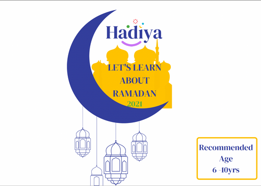 Let's Learn About Ramadan