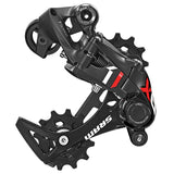 SRAM MTB X01 DH RD 7sp Red