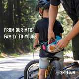 Shotgun MTB Tow Rope and Hip Pack