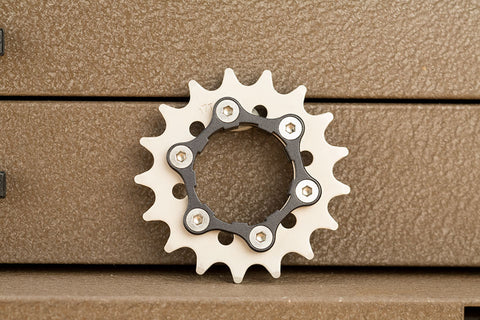 Problem Solvers Singlespeed Cog & Carrier