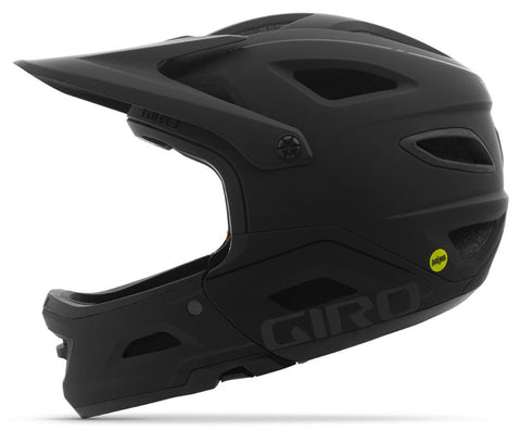 Giro Switchblade MIPS - Matte Black/Gloss Black