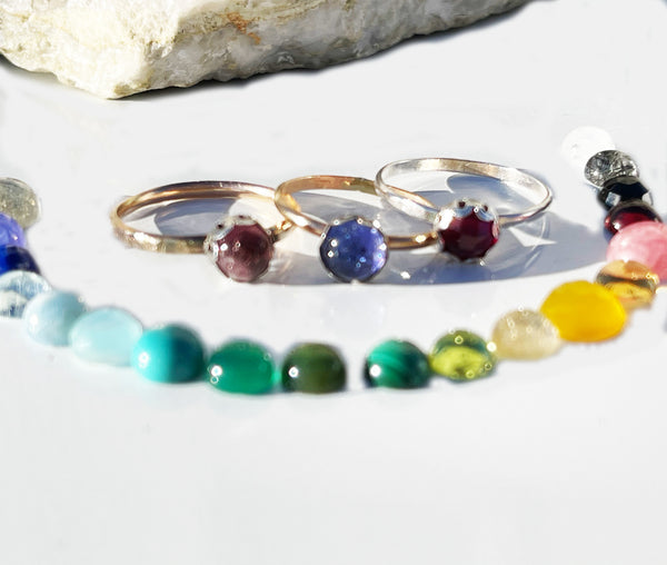 Custom Stackable Ring