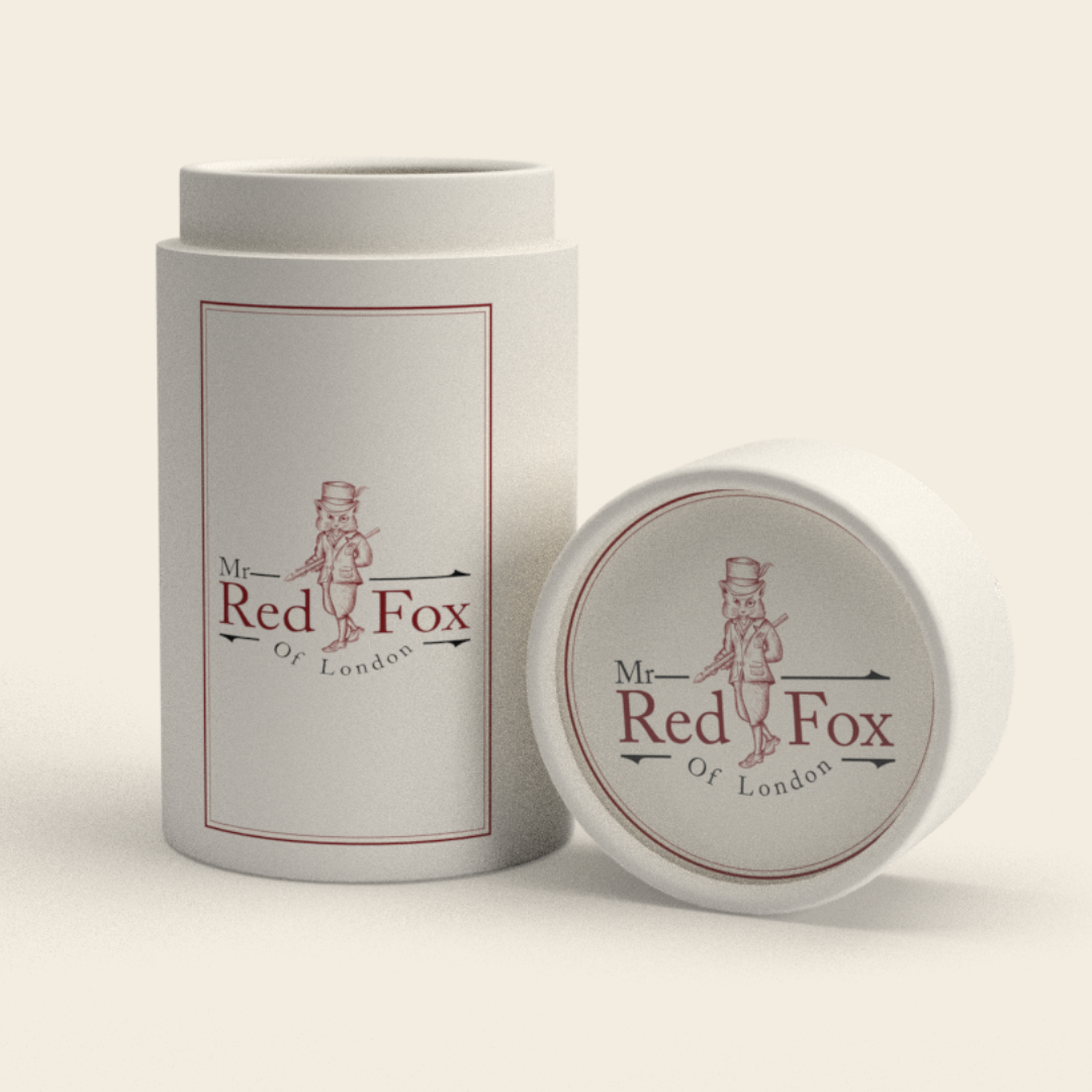 Argan Beard Shampoo - Mr Red Fox Of London