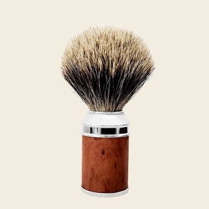 Gentleman's Shaving Brush - Mr Red Fox Of London