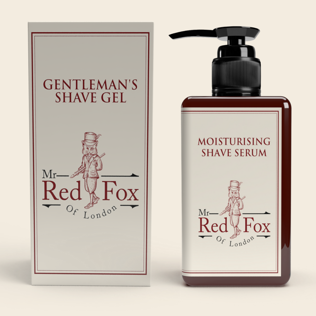 Moisturising Shave Serum - Mr Red Fox Of London
