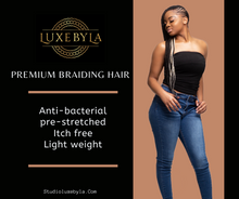 Load image into Gallery viewer, Luxe By La Braiding Hair