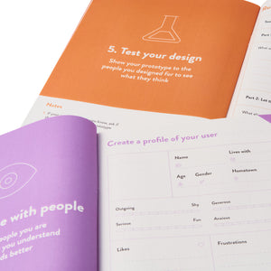 App Design Workbooks (pack of 5)