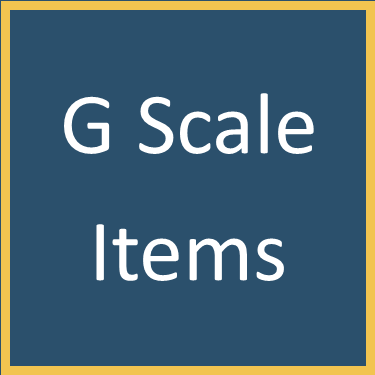 G Scale Items