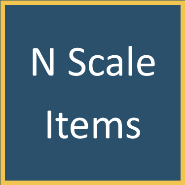 N Scale Items