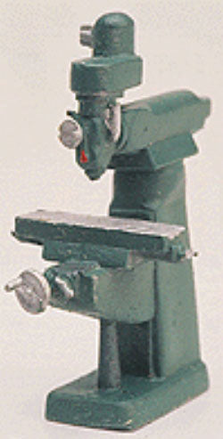Scale: HO - Bridgeport Vertical Milling Machine