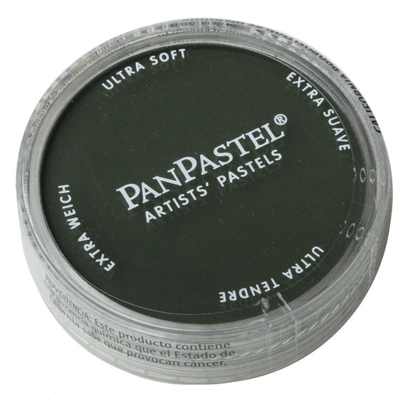 Panpastel Color Powder -- Chromium Oxide Green Extra Dark