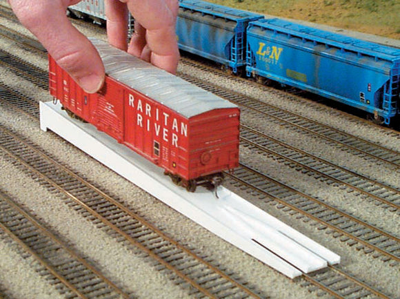 Rail-It -- Works with All N Track -  Scale: N