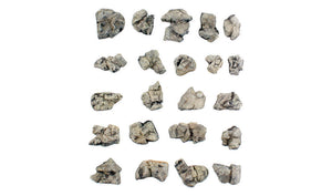 Boulders - Ready Rocks -- 22 Pieces