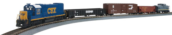 Scale: HO - WiFlyer Express Train Set with Sound and DCC -- CSX