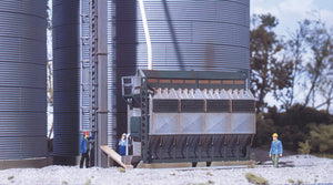Grain Dryer -- Kit -  Scale: HO