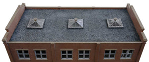 Scale: HO - Roof Texture - 1lb  .45kg -- Gray