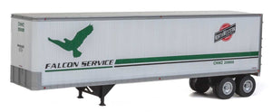 Scale: HO - 40' Trailmobile Trailer 2-Pack- Assembled -- Chicago & North Western(TM) Falcon Service