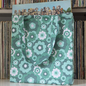 Load image into Gallery viewer, Sale - Retro Record / Tote Bags - 60s, 70s or 80s Design Available