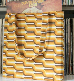 Sale - Retro Record / Tote Bags - 60s, 70s or 80s Design Available