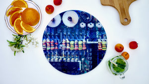 Circuit Board Worktop Saver - Chopping Board - Placemat - Kitsch Republic