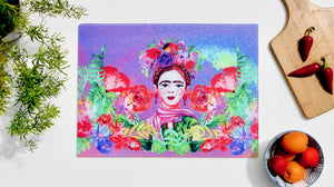 Frida Kahlo Chopping Board
