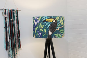 Load image into Gallery viewer, Tropical Jungle Lampshade