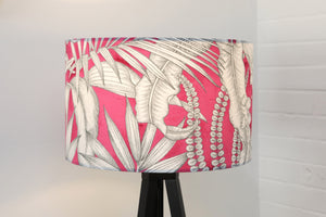Load image into Gallery viewer, Hot Pink Lampshade