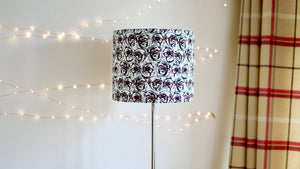 Monkey in Glasses Lampshade - Kitsch Republic