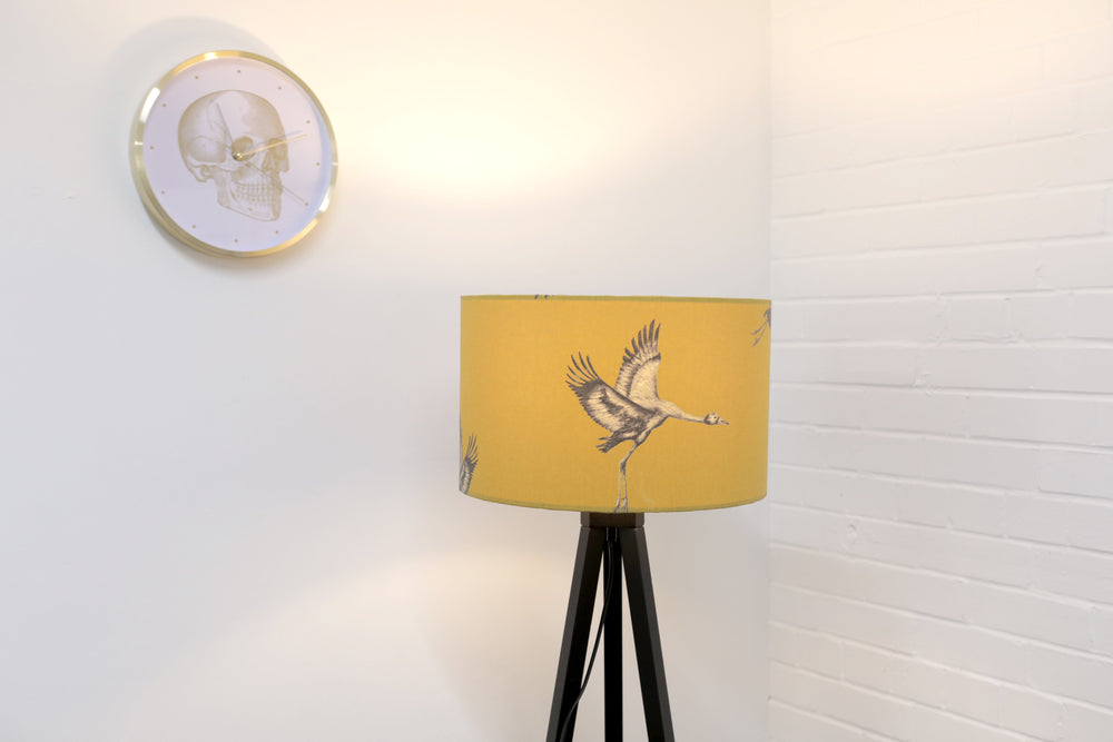 Yellow Bird Lampshade