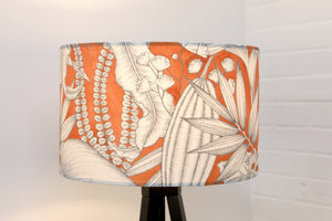 Load image into Gallery viewer, Orange Lampshade
