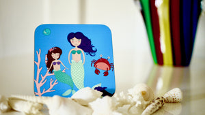Load image into Gallery viewer, Mermaid Coaster - Kitsch Republic