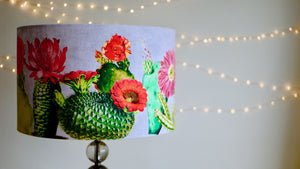 Load image into Gallery viewer, Cactus Floor Lamp Shade