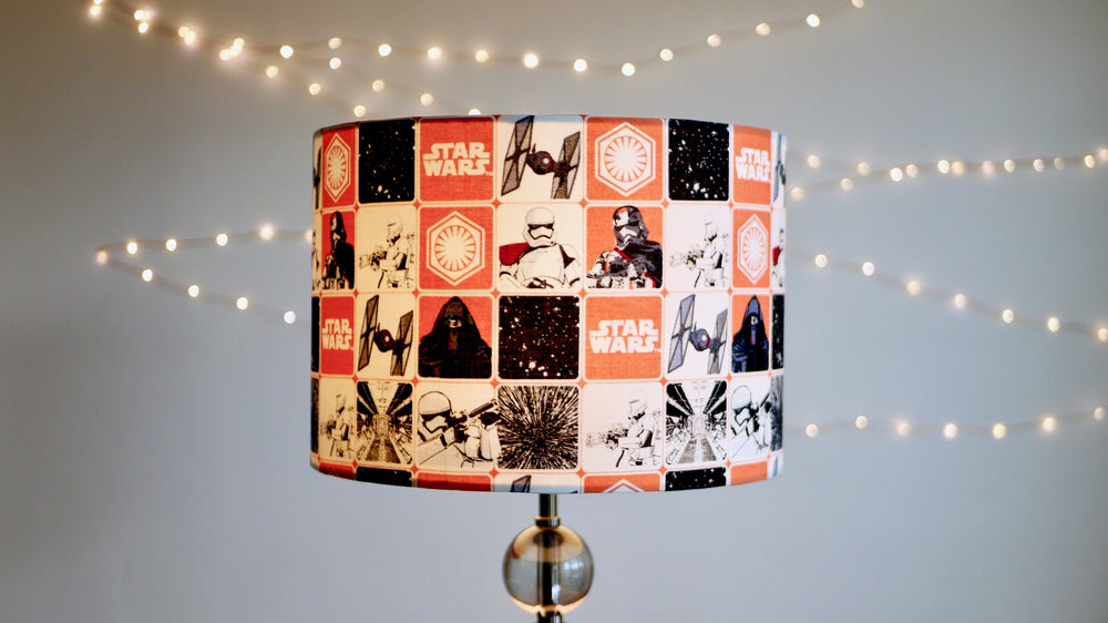 Load image into Gallery viewer, Star Wars Lampshade