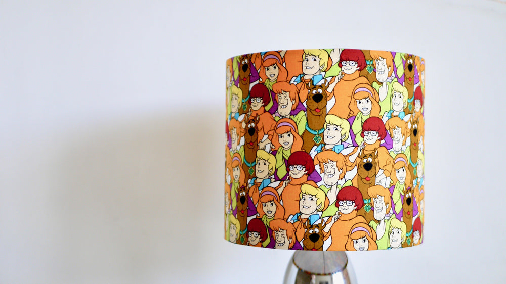 Load image into Gallery viewer, Scooby Doo Lampshade