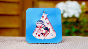 Teepee Cute Rodeo Coaster - Kitsch Republic