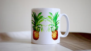Pineapple - Ceramic Mug - Kitsch Republic