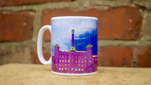 Houldsworth Mill Reddish Stockport - Ceramic Mug
