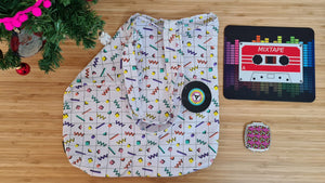 Load image into Gallery viewer, Retro 80s Gift Set - Tote Bag, Mirror and Mouse Mat