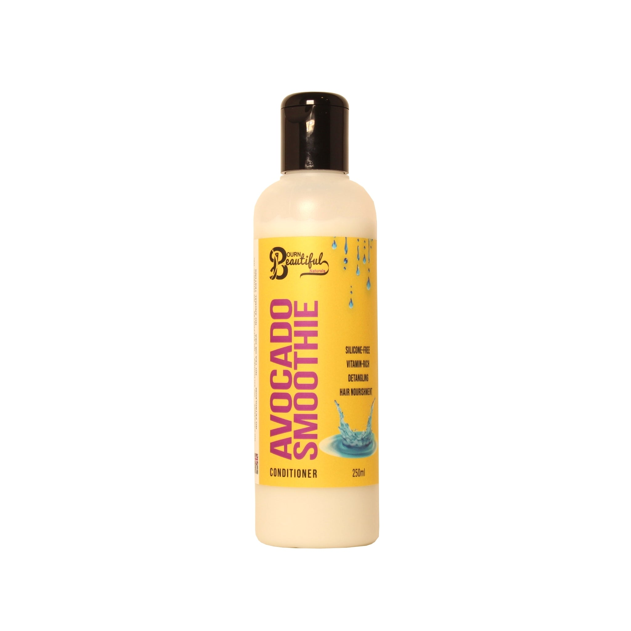 Bourn Beautiful Naturals Detangling Conditioner ODYSSEY BOX