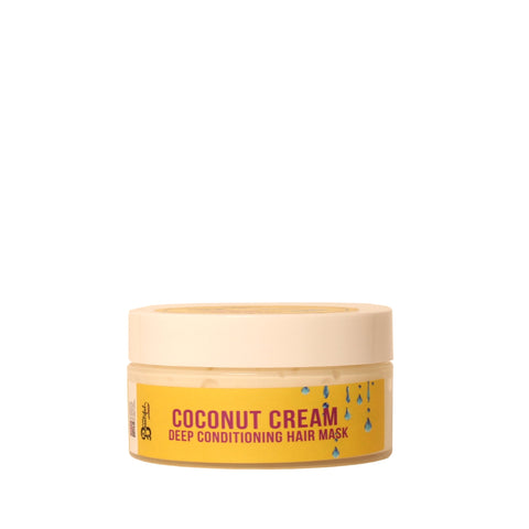 Coconut Cream Deep Conditioning Hair Mask