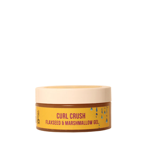 Curl Crush Flaxseed & Marshmallow Gel