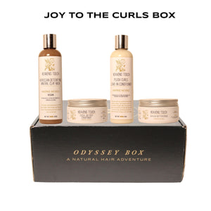 Joy to the Curls Box