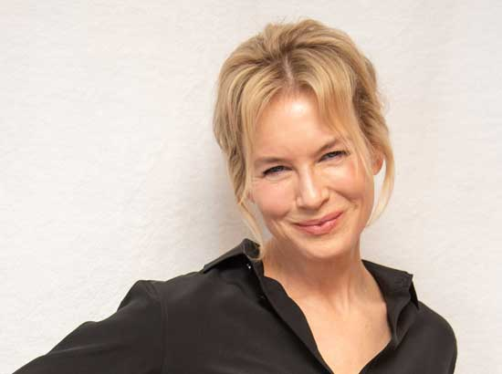 Renée Zellweger: Hairstyle and Hair Colour Profile