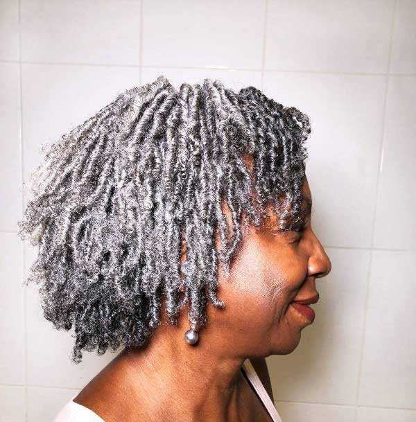How to Maintain Grey Hair – 6 Steps to Silver Success