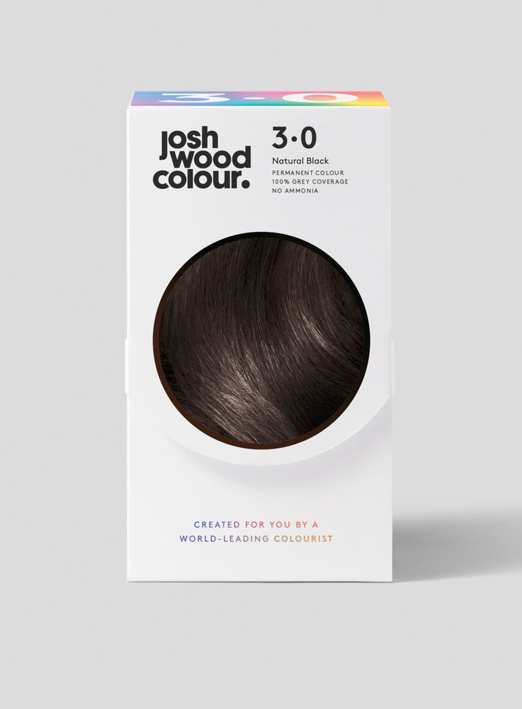 Permanent Colour 3.0 - Darkest Brown - Josh Wood Hair Colour at Home