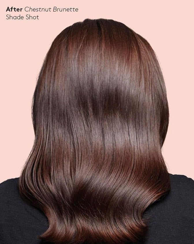 Permanent Hair Colour 6.0 Palest Brown at Home - No ...