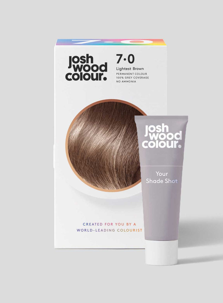 Permanent Colour 7.0   + Shade Shot - Josh Wood 6.5, grey coverage, klaviyo - category - colour, klaviyo - shade - light, klaviyo - type - permanent colour, klaviyo - type - shade shot, light hair, winner, ygroup_perm7-0