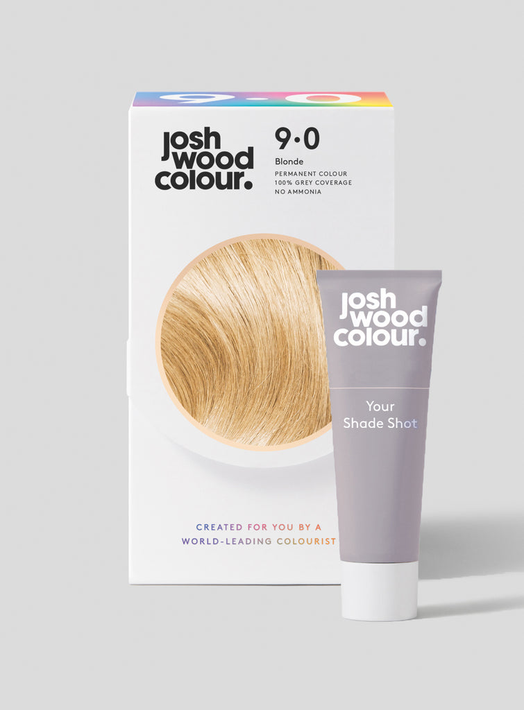Permanent Colour 9.0 - Lightest Blonde - Josh Wood grey coverage, klaviyo - category - colour, klaviyo - shade - light, klaviyo - type - permanent colour, light hair, winner, ygroup_perm9-0