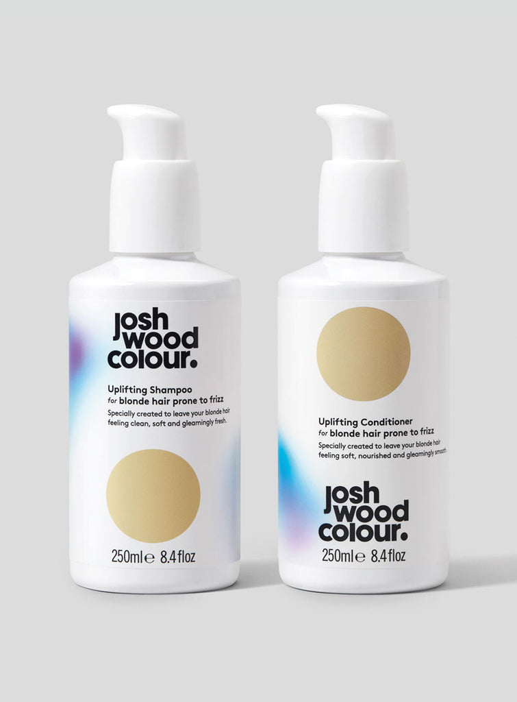 Frizzy Blonde - Shampoo - Josh Wood Hair Colour at Home