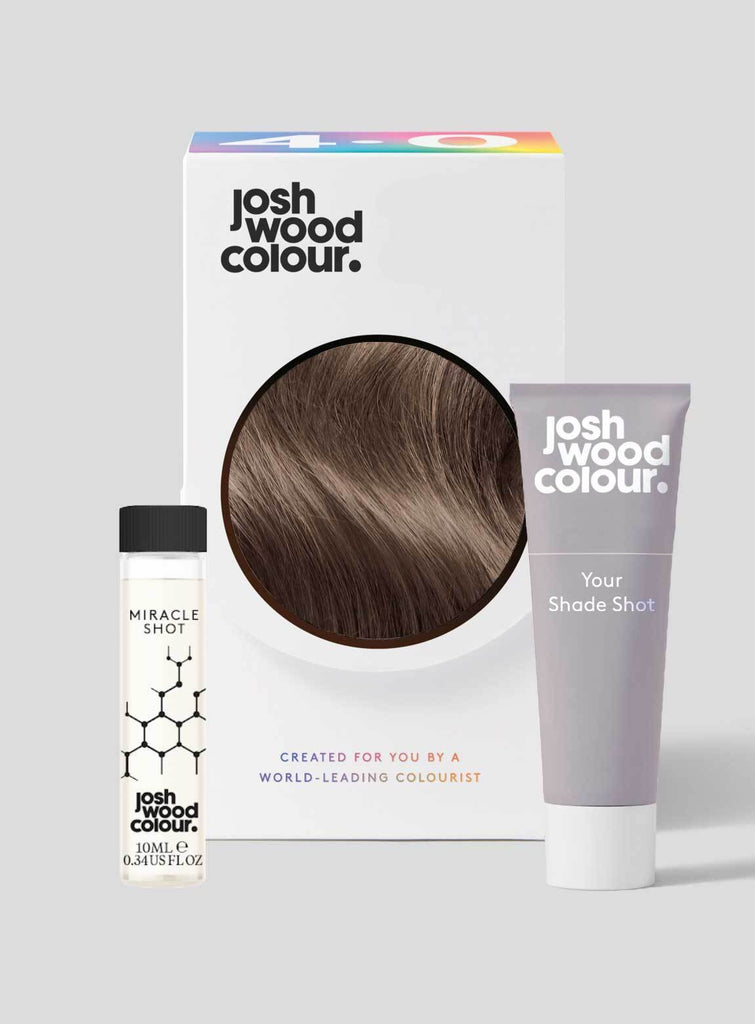 The Miracle System - Josh Wood Hair Colour at Home